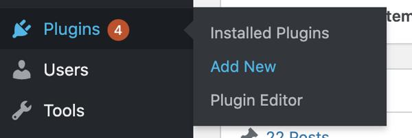 HubSpot and WordPress: Plugin installation